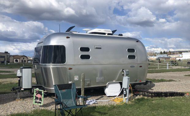 Alvie in Montana