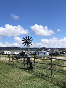 Conestoga Campground Montana