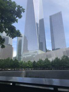 9/11 Memorial Quiet Oasis Amid Skyscrapers