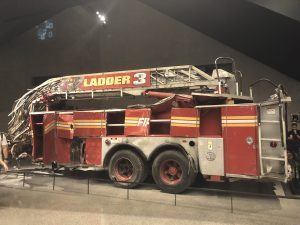 9/11 Fire Truck