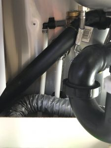 Source of the Leak in my Airstream