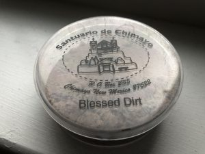 Holy Dirt from the Chimayo Shrine