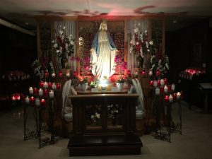 Oratory Altar at Our Lady of Good Help