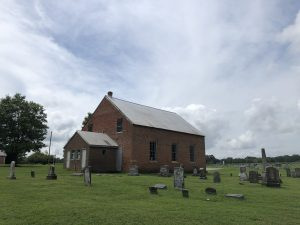 Saint Mary Church Newport MD