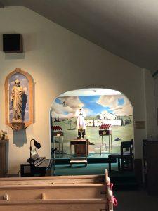 Visit to Shrine of Saint John Vianney