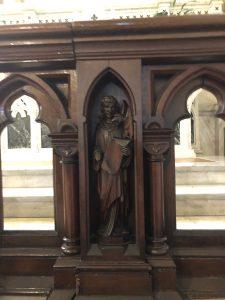 Altar Rail Saint Mary Annapolis Inspiring Awe