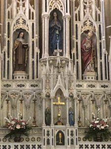 Altar Saint Mary Annapolis