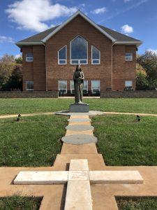 Rosary Walk Saint Isidore Gordonsville VA