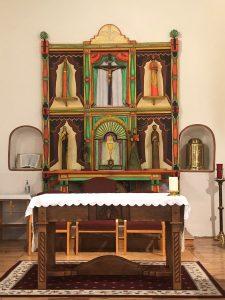San Ysidro Agua Fria Santa Fe Altar
