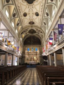 Cathedral-Basilica King Louis New Orleans