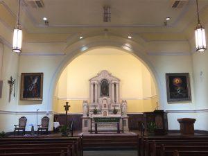 New Orleans Saint Jude Shrine