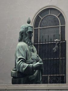 International Shrine of Saint Jude Statue