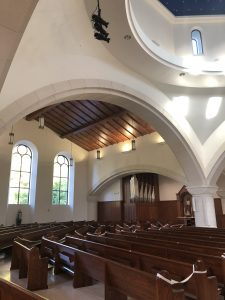 Saint Thomas Aquinas Catholic Church UVA Charlottesville