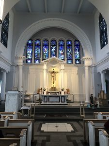 New Churches with Classical Beauty Saint Mary